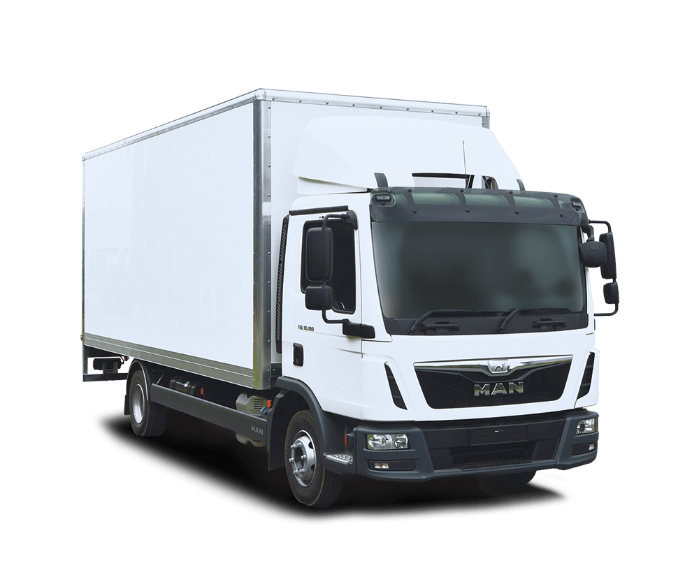 Man Tgl Box Curtainsider And Dropside Trucks For Hire